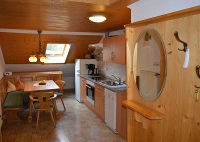 DSC_0061 Wohnküche mit Garderobe
